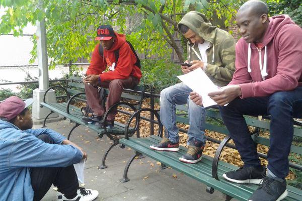 Rehearsal The Fellas